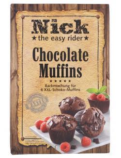 Nick The Easy Rider Chocolate Muffins - MHD 30.11.2016  (310 g) - 4013200224202