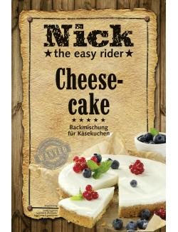 Nick The Easy Rider Cheesecake  (290 g) - 4013200224226