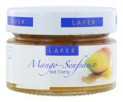 Johann Lafer Mango-Senfsauce mit Curry  (125 g) - 4260125364036