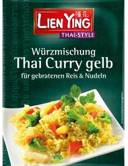 Lien Ying W�rzmischung Thai Curry gelb  (13 g) - 4013200882525