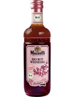 Mazzetti Bio Rotweinessig  (500 ml) - 8002461910388