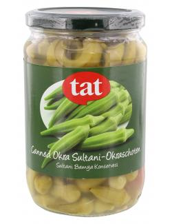 Tat Okraschoten mit Tomaten  (670 g) - 8690635060450