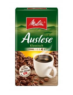 Melitta Auslese Kaffee klassisch  (500 g) - 4002720002162