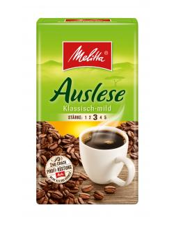 Melitta Auslese Kaffee klassisch mild  (500 g) - 4002720002117