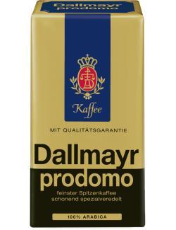 Dallmayr Prodomo  (500 g) - 4008167103714