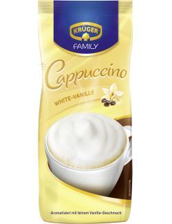 Kr�ger Family Cappuccino White-Vanille  (500 g) - 4052700069746
