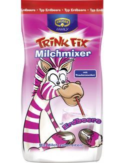 Kr�ger Trink Fix Milchmixer Erdbeere  (400 g) - 4052700045559