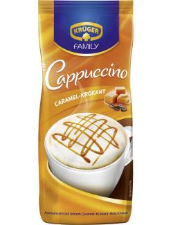 Kr�ger Family Cappuccino Caramel-Krokant  (500 g) - 4052700072951