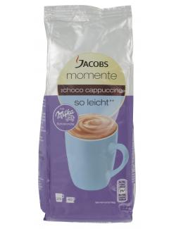Jacobs Momente Choco Cappuccino So leicht Vorratsbeutel  (400 g) - 7622300041014