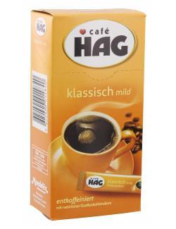 Caf� Hag Klassisch Tassenportionen  (18 g) - 7622400014840