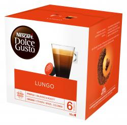 Nescafé Dolce Gusto Lungo  (112 g) - 5011546498423