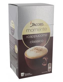 Jacobs Momente Cappuccino Classico  (180 g) - 7622300067038
