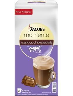 Jacobs Momente Cappuccino Specials Milka  (220 g) - 7622300067076