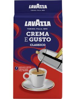 Lavazza Crema E Gusto  (250 g) - 8000070038868
