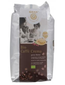 Gepa Bio Caff� Crema ganze Bohne  (1 kg) - 4013320117552