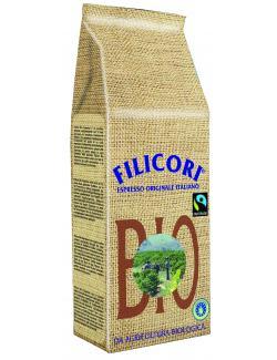 Cellini Filicori Bio Espresso ganze Bohne  (1 kg) - 8002730002004