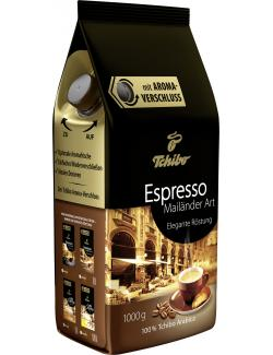 Tchibo Espresso Mail�nder Art ganze Bohnen  (1 kg) - 4046234158892