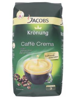 Jacobs Krönung Caffè Crema klassisch  (1 kg) - 7622300359942