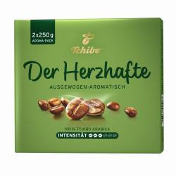 Tchibo Herzhaft Mild  (2 x 250 g) - 4006067945083