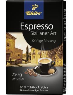 Tchibo Espresso Sizilianer Art  (250 g) - 4006067945427