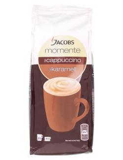 Jacobs Momente Typ Cappuccino Typ Karamell  (500 g) - 7622300438159