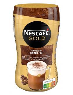 Nescafé Cappuccino cremig zart  (250 g) - 7613032569532