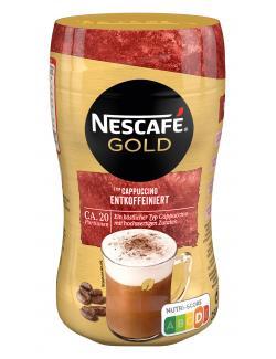 Nescaf� Cappuccino entkoffeiniert  (250 g) - 7613032569570