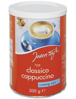 Jeden Tag Classico Cappuccino  (200 g) - 4306188055686