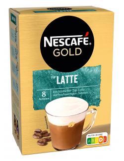 Nescaf� Latte Macchiato Extra Cremoso  (8 x 18 g) - 5011546468730
