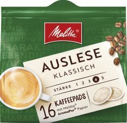 Melitta Kaffee Melitta Auslese Kaffeepads Klassisch 1,78 EUR/100 g 770667