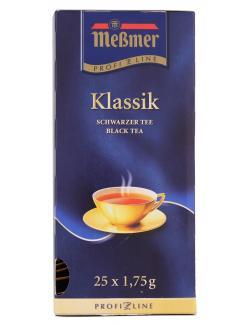 Me�mer ProfiLine Klassik  (25 x 1,75 g) - 4002221001862