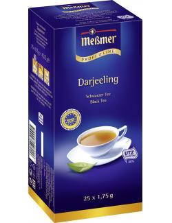 Meßmer ProfiLine Darjeeling  (25 x 1,75 g) - 4002221001886