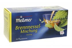 Meßmer Brennessel-Mischung  (25 x 2 g) - 4001257159004
