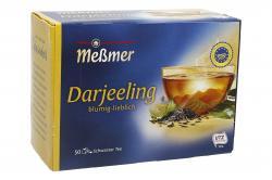 Meßmer Darjeeling  (50 x 1,75 g) - 4002221016552