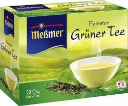 Me�mer Gr�ner Tee  (50 x 1,75 g) - 4002221009844