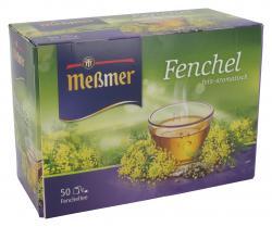Meßmer Fenchel  (50 x 3 g) - 4002221016514