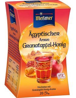 Me�mer �gyptischer Amun Granatapfel-Honig  (20 x 2,50 g) - 4002221017238