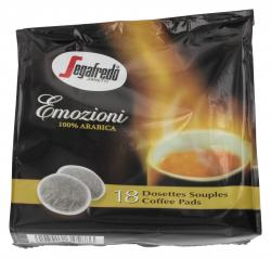 Segafredo Emozioni Arabica Coffee Pads  (125 g) - 8003410345886