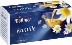Me�mer Kamille  (25 x 1,50 g) - 4001257154009