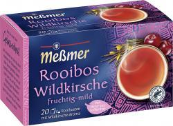 Meßmer Rooibos Wildkirsche  (20 x 2 g) - 4002221007093