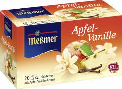 Meßmer Apfel-Vanille  (20 x 2,50 g) - 4002221007819