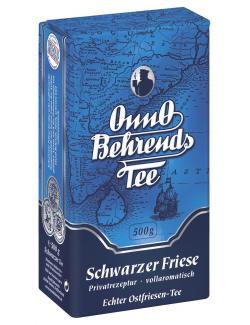 Onno Behrends Schwarzer Friese  (500 g) - 4000491163501