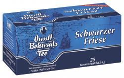 Onno Behrends Schwarzer Friese Kannenbeutel  (25 x 2,80 g) - 4000491163709