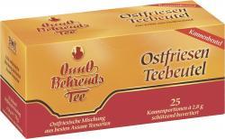 Onno Behrends Ostfriesen Teebeutel Kannenbeutel  (25 x 2,80 g) - 4000491004415