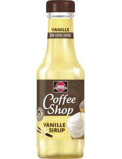 Schwartau Coffee Shop Sirup Vanille  (200 ml) - 4011800330217