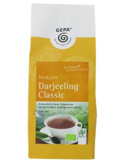 Gepa Bio Darjeeling classic  (200 g) - 4013320211168