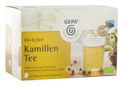 Gepa Bio Kamillen Tee  (20 x 1,70 g) - 4013320206652