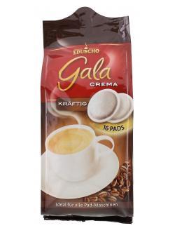 Gala Crema kr�ftig Pads  (109 g) - 4046234584486