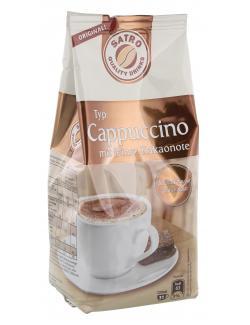 Satro Cappuccino mit feiner Kakaonote  (500 g) - 4015767106151