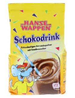 Hanse Wappen Schokodrink  (500 g) - 4306188133797